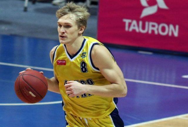 Filip Matczak (fot. Andrzej Romański/Plk.pl)