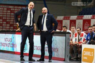 Przemysław Frasunkiewicz i Marcin Woźniak / fot. A, Romański, plk.pl