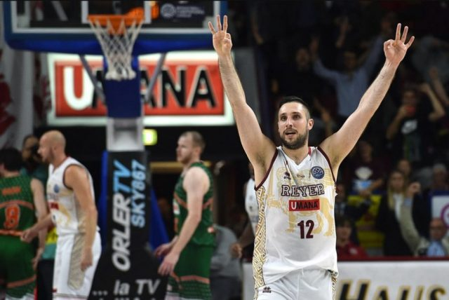 Gediminas Orelik (fot. basketballcl.com)
