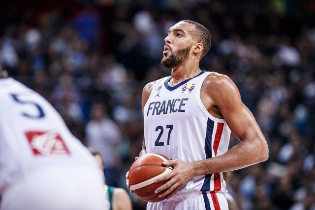 Rudy Gobert / fot. FIBA