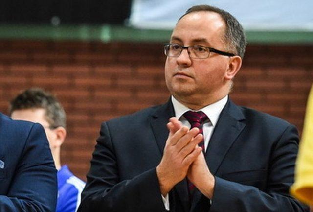Grzegorz Bachański (fot. Paweł Skraba/Plk.pl)