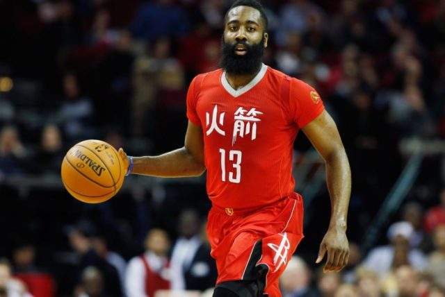 James Harden / fot. wikimedia commons