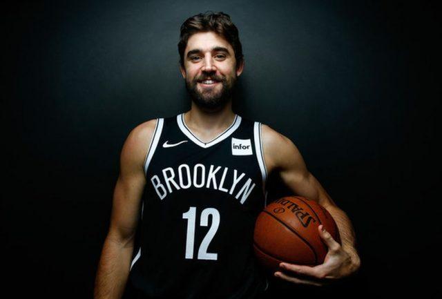 Joe Harris / fot. Brooklyn Nets