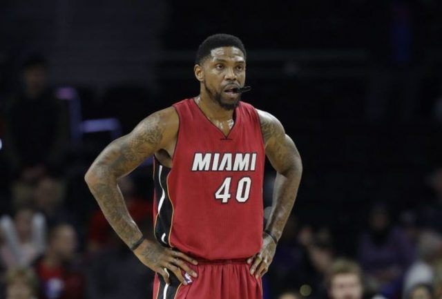 Udonis Haslem / fot. wikimedia commons