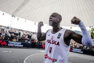 Michael Hicks  / fot. FIBA