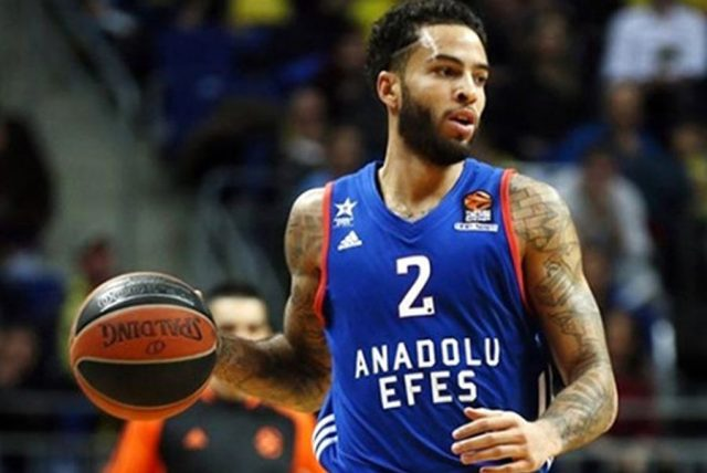 Tyle Honeycutt / fot. EuroLeague