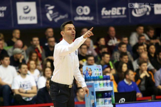 Igor Milicić (fot. Andrzej Romański/Plk.pl)