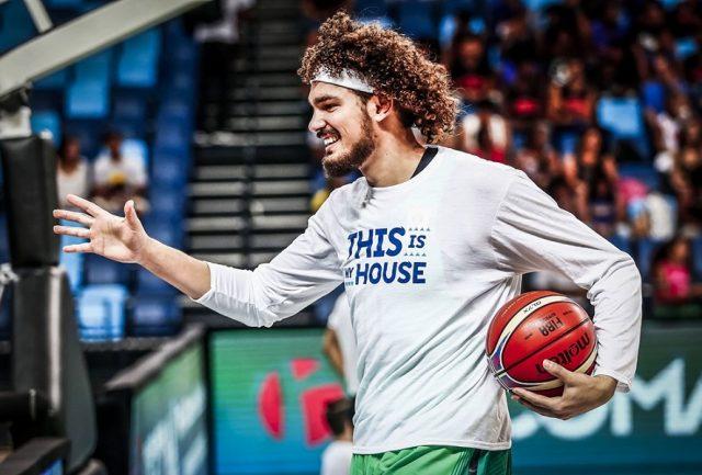 Anderson Varejao/ fot. FIBA