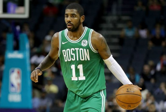Kyrie Irving (fot. Wikipedia)