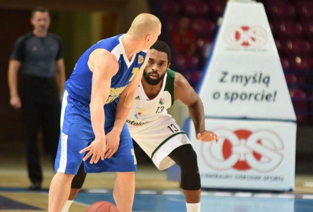 Isaiah Wilkerson (fot. Marcin Bodziachowski/Legiakosz.com)