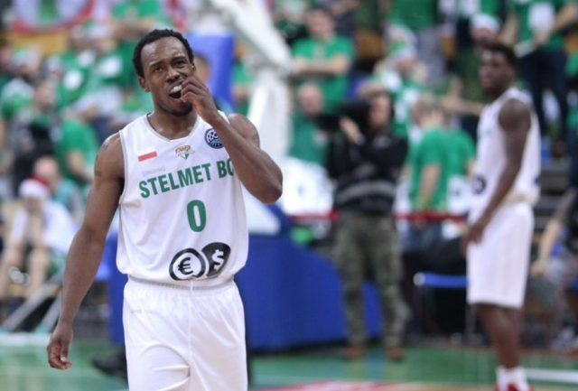 James Florence (fot. basketballcl.com)