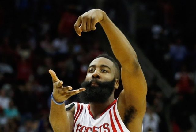 James Harden (Fot. Wikimedia Commons)