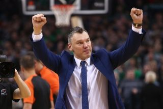 Sarunas Jasikivicius / fot. Euroleague