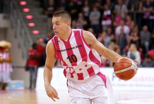 Julian Jasinski / fot. Telekom Baskets Bonn