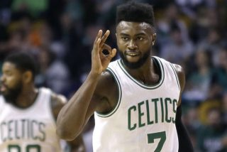 Jaylen Brown (fot. Wikimedia Commons)