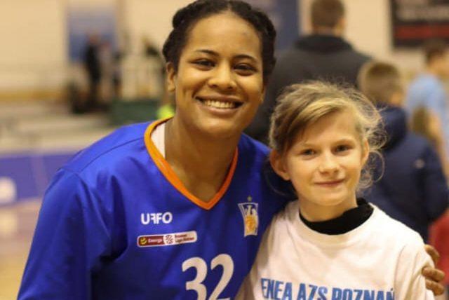 Jazmine Davis / fot. ENEA AZS Poznań