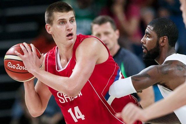 Nikola Jokić / fot. FIBA