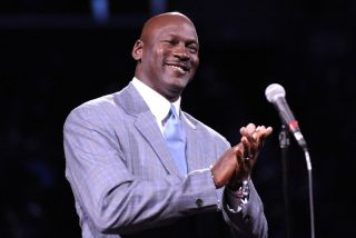 Michael Jordan / fot. wikimedia commons