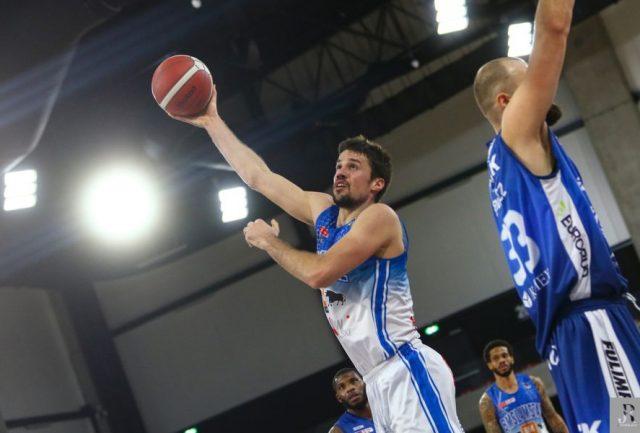 Josip Sobin / fot. R. Jakubowicz, Arged BM Slam Stal Ostrów Wlkp.