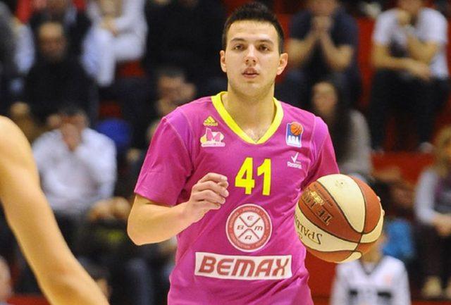 Jovan Novak (fot. ABA liga)