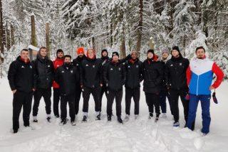 Reprezentacja Polski w koszykówce 3×3 na zgrupowaniu w Zakopanem / fot. Arkadiusz Kobus