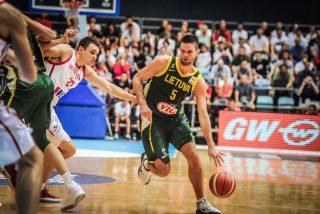 Mantas Kalnietis / fot. FIBA Europe