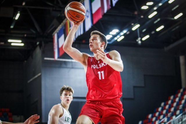 Grzegorz Kamiński / fot. FIBA