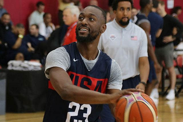 Kemba Walker / fot. wikimedia commons