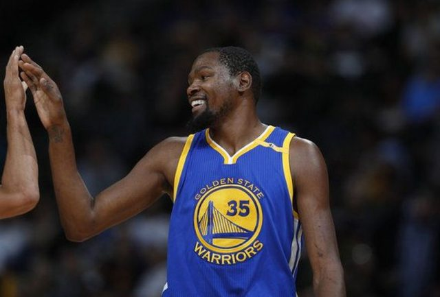 Kevin Durant (fot. Wikimedia Commons)
