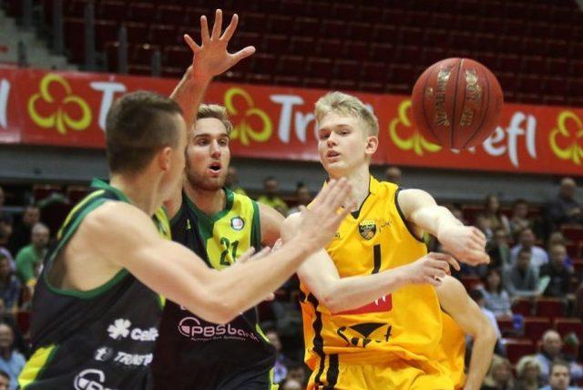 Łukasz Kolenda / fot. FIBA
