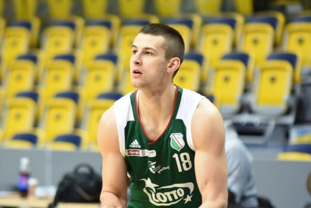 Mariusz Konopatzki / fot. M. Bodziachowski, legiakosz.com