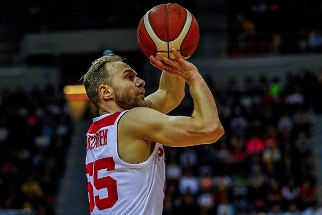 Łukasz Koszarek /fot. FIBA