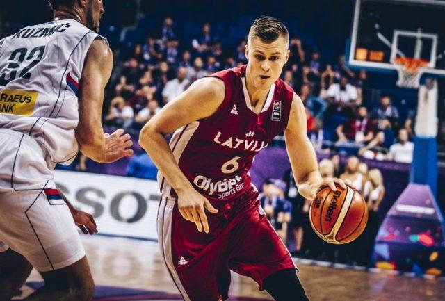 Kristaps Porzingis (fot. FIBA.com)