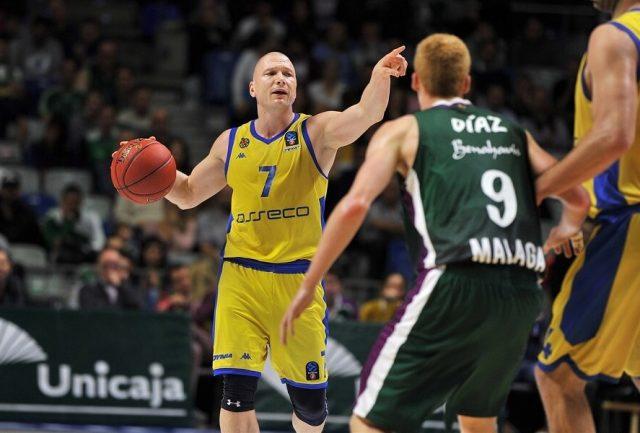 Krzysztof Szubarga/fot. EuroCup