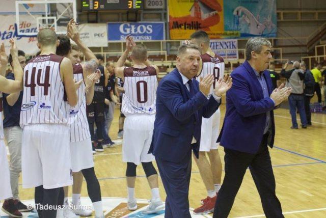 Krzysztof Koziorowicz (fot. Spójnia Stargard/Tadeusz Surma)
