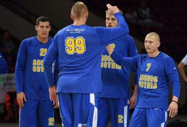 Asseco Gdynia (fot. Marcin Bodziachowski/Legiakosz.com)