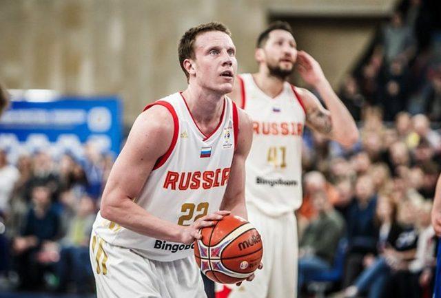 Michaił Kułagin / fot. FIBA