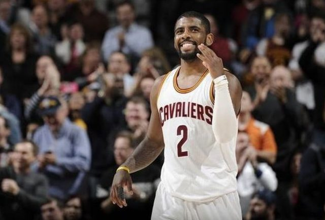 Kyrie Irving (fot. Wikimedia Commons)