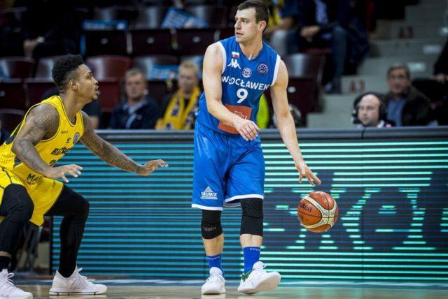 Kamil Łączyński / fot. Basketball Champions League