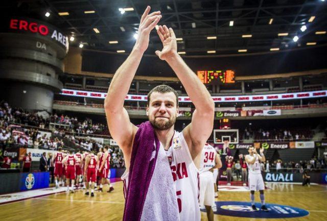 Kamil Łączyński / fot. FIBA Europe