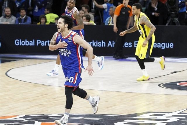 Shane Larkin / fot. Euroleague
