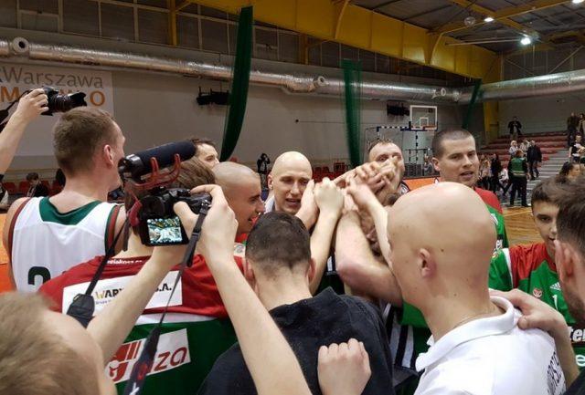 Legia Warszawa (fot. Marcin Bodziachowski/Legiakosz.com)
