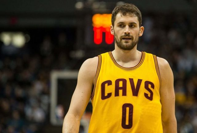 Kevin Love / fot. wikimedia commons