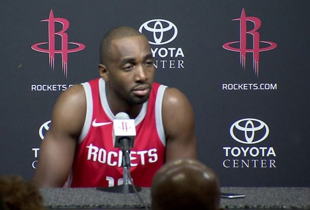 Luc Mbah a Moute (fot. YouTube)