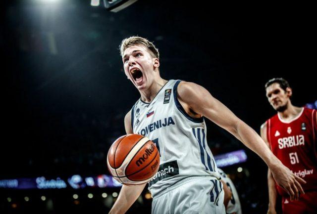 Luka Doncić (fot. FIBA.com)