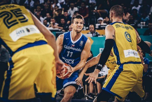 Lukas Palyza (fot. FIBA.com)