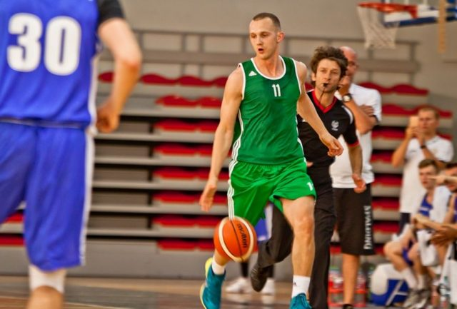 Łukasz Wilczek (Fot. Legiakosz.com)