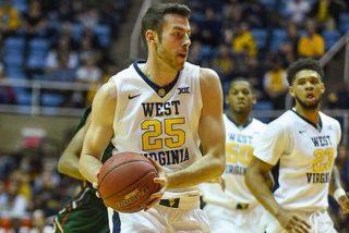 Maciej Bender (fot. West Virginia University)
