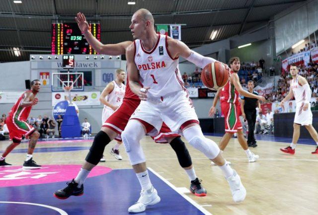 Maciej Lampe (Fot. Andrzej Romański/PZKosz)