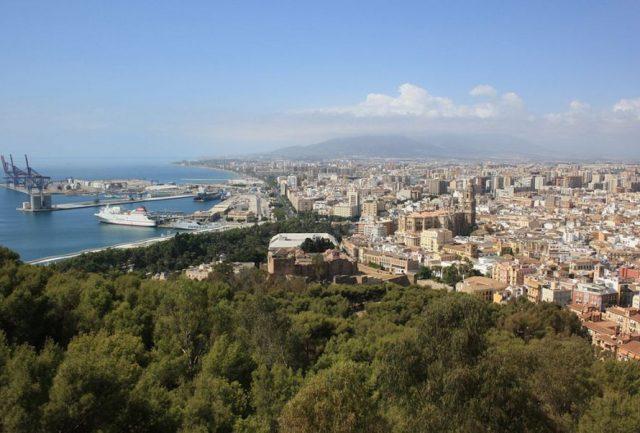 Malaga (fot. Wikimedia Commons)